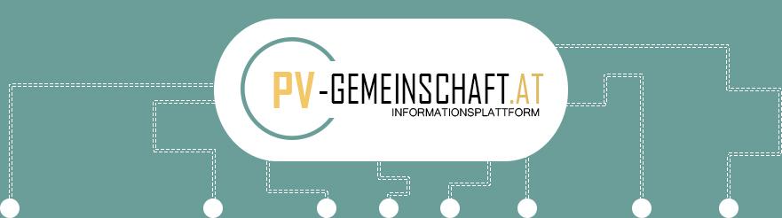 PV-Gemeinschaft Logo