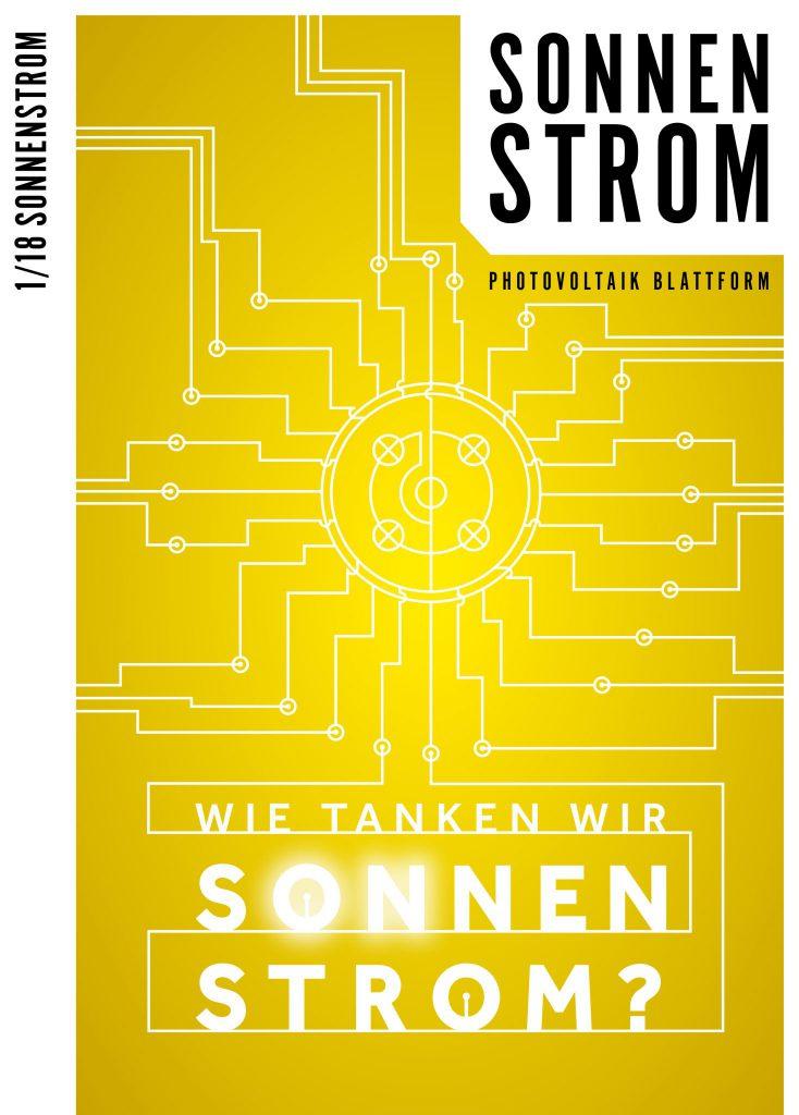 Cover von Magazin Sonnenstrom - Wie tanken wir Sonne